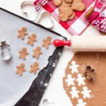 Ginger Bread Men   Gluten Free Baking   Refined Sugar Free   Christmas