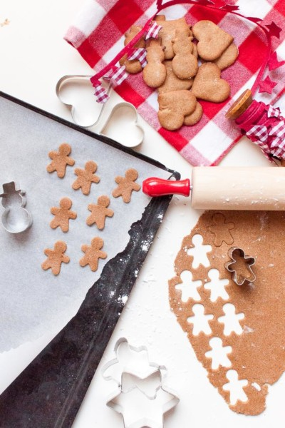 Ginger Bread Men | Gluten Free Baking | Refined Sugar Free | Christmas