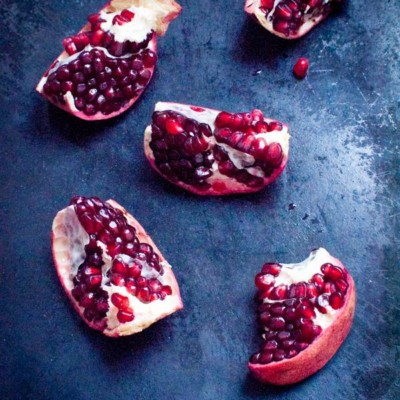 Pomegranate – The Ingredient of the Month