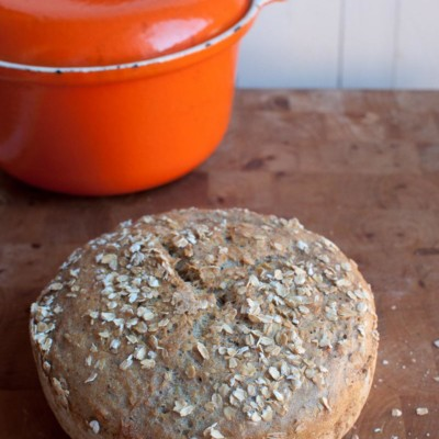 The Best Gluten Free No Knead Bread
