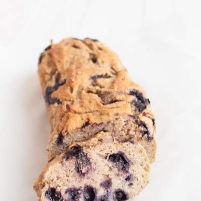 Blueberry Banana Bread – Vegan and Gluten Free