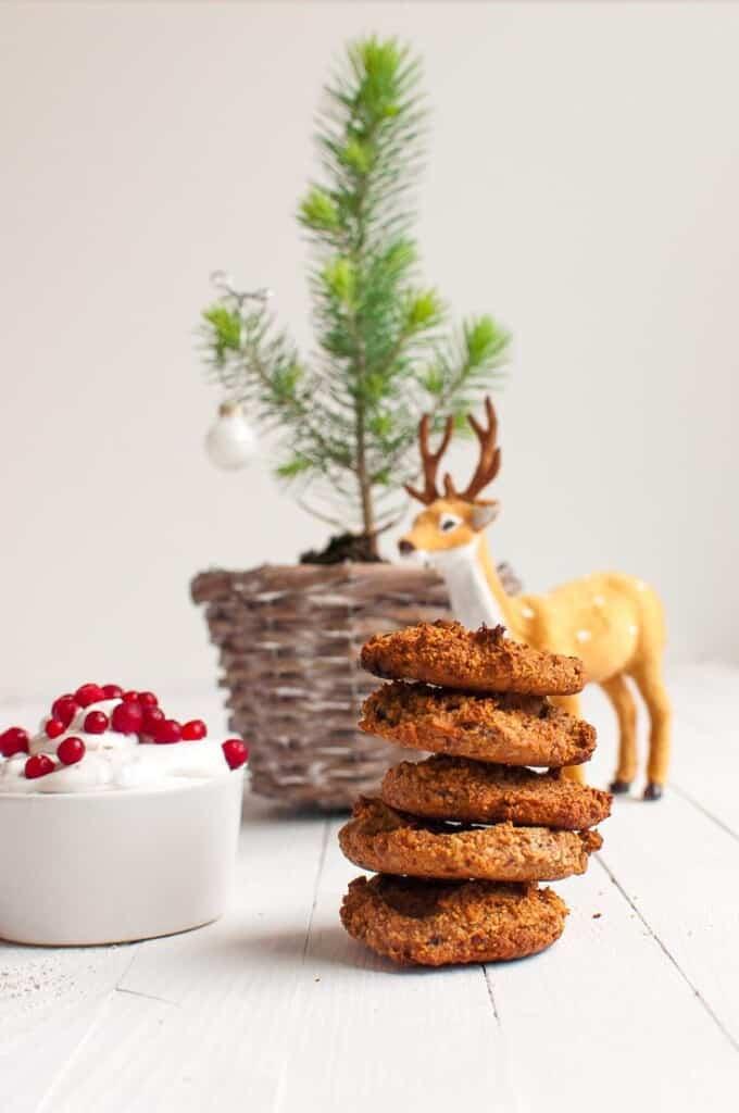 Grain Free Christmas Cookies