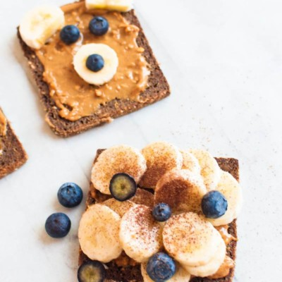 Easy Peanut Butter Snack