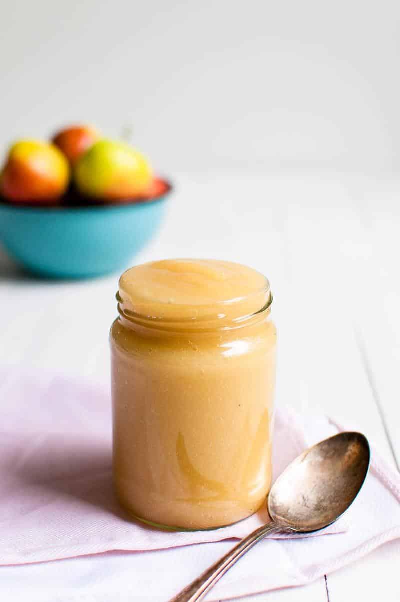 Omenasose   Sokeriton leivonta   Aamupala   Helppo resepti   Vegaaninen