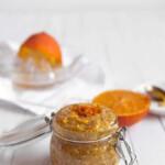 Terveellinen appelsiini-chiahillo   Sokeriton   Aamiainen