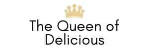 The Queen of Delicious logo
